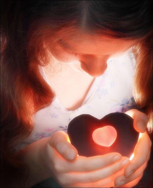 Coeur fillette